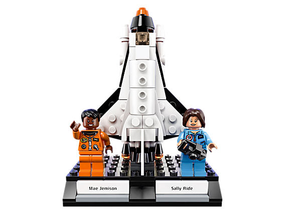 LEGO Ideas #19 - Women of NASA (21312) Building Toy RETIRED