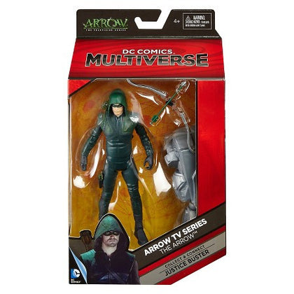 DC Comics Multiverse - Justice Buster BAF - Arrow TV Series - The Arrow Action Figure (DKN35)