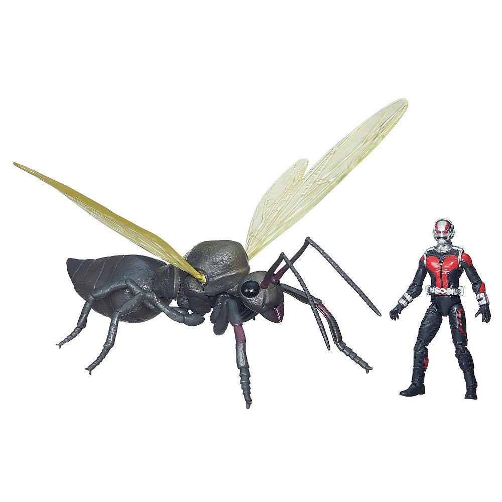 Marvel Infinite - Ant-Man - Ant-Man & Ant Action Figure Set