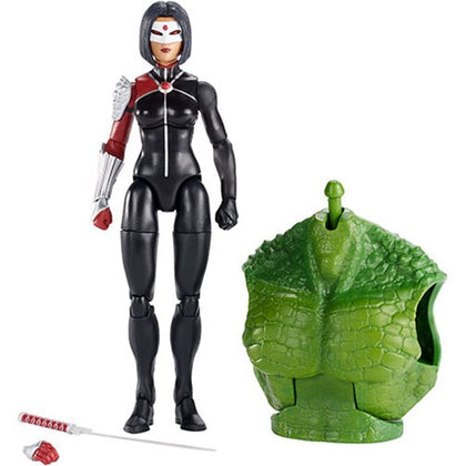 Mattel - DC Multiverse - Killer Croc Series - DC Rebirth Katana Action Figure