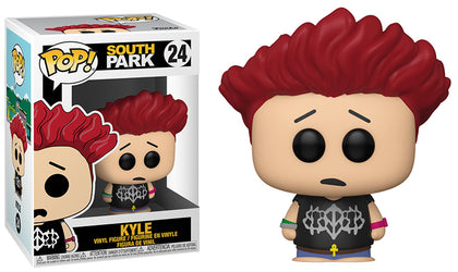 Funko Pop! South Park - South Park #24 - Kyle Vinyl Figure