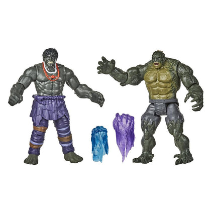 Marvel Gamerverse - Avengers - Hulk vs Abomination Action Figures (F0121)