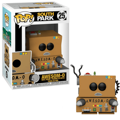 Funko Pop! South Park - South Park #25 - Awesom-O Vinyl Figure