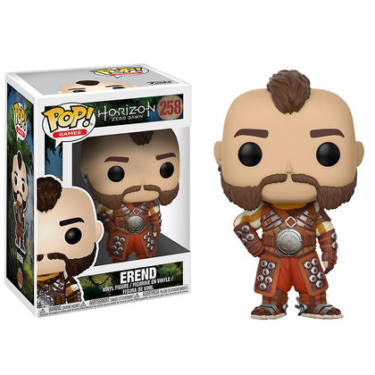 Funko Pop! Games - Horizon Zero Dawn #258 - Erend Vinyl Figure