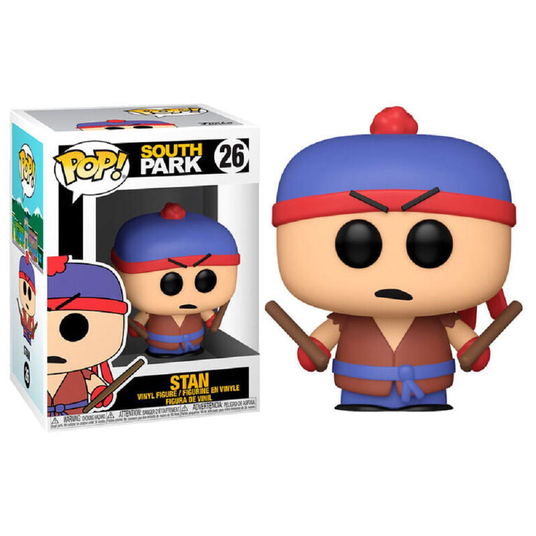 Funko Pop! South Park - South Park #26 - Stan Vinyl Figure