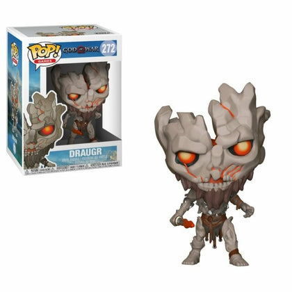 Funko Pop! Games #272 - God of War - Draugr Vinyl Figure
