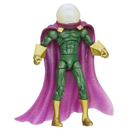 Marvel Universe - 2013 - Series 1 - #005 - Marvel's Mysterio - 3.75 in