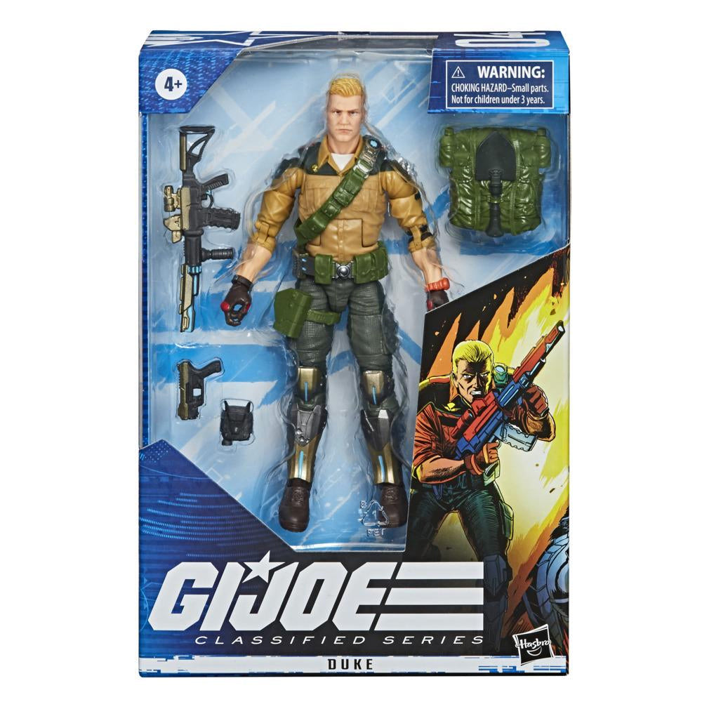 G.I. Joe Classified Series #04 - Duke 6-Inch Action Figure (E8494)