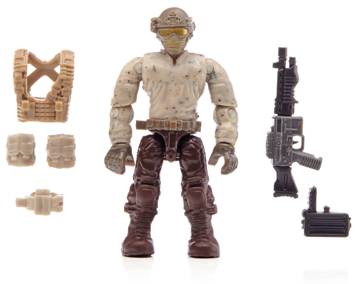 Mega Bloks - Call of Duty - Collector Series - Desert Outpost (DCL15)