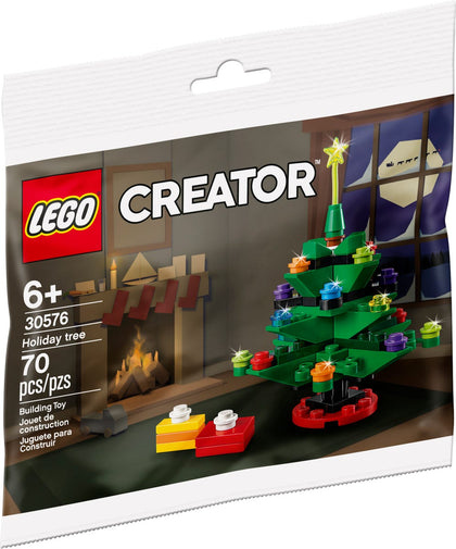 LEGO Creator - Holiday Tree (30567) Building Toy