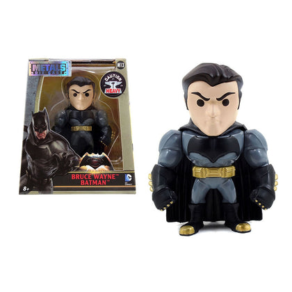 Metals Die Cast - DC - Batman v Superman - Bruce Wayne Batman (M13) 4-Inch Metal Figure