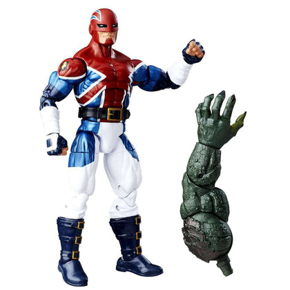 Marvel Legends - Abomination BAF - Energized Emissaries - Marvel's Captain Britain (B6882)