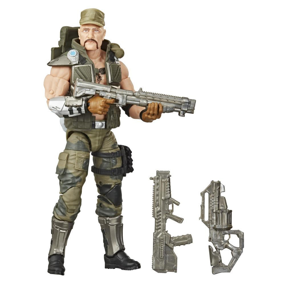 G.I. Joe Classified Series #07 - Gung Ho 6-Inch Action Figure (E8982)