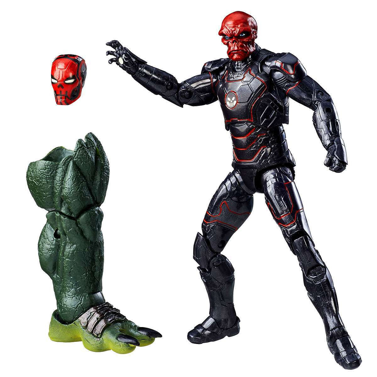 Marvel Legends - Abomination BAF - Captain America - Iron Skull (B6881)