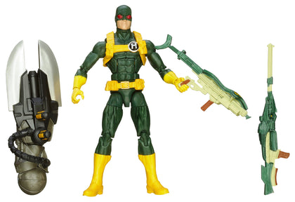 Marvel Legends - Mandroid BAF - Captain America - Agents of Hydra - Hydra Soldier Action Figure (A6223)