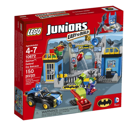 LEGO Juniors - Batman: Defend the Batcave (10672)