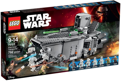 LEGO Star Wars - First Order Transporter (75103)