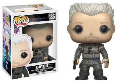 Funko Pop! Movies - Ghost in the Shell #385 - Batou Vinyl Figure