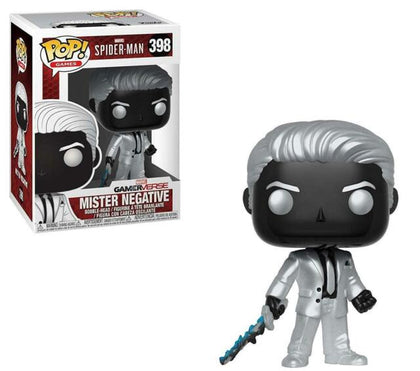 Funko Pop! Games - Marvel Gamerverse #398 - Mister Negative Vinyl Figure
