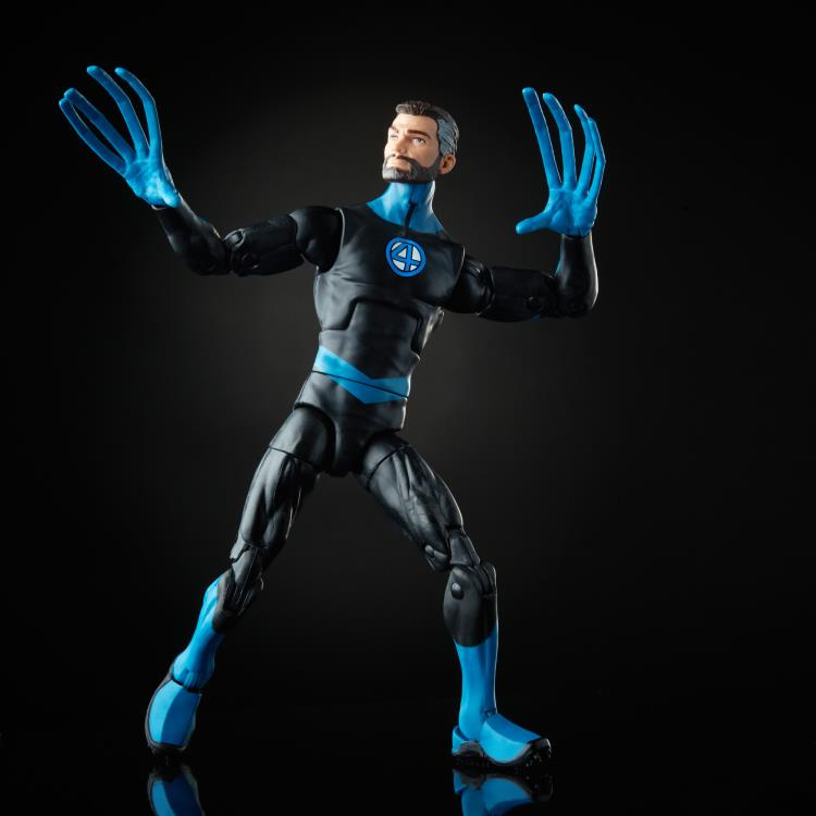 Marvel Legends - Super Skrull BAF - Fantastic Four - Mr. Fantastic Action Figure (E8114)