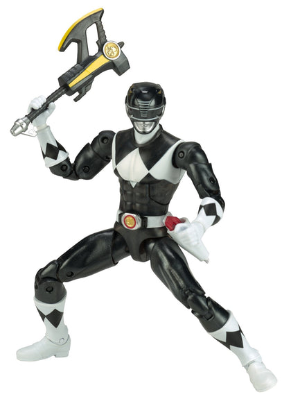 Power Rangers - Legacy Collection - Black Ranger Action Figure