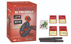 Deadpool vs The World Card Game (GameStop Exclusive Edition)