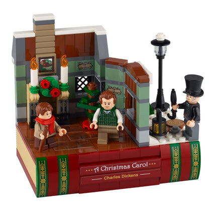 LEGO Exclusive - Charles Dickens A Christmas Carol Tribute (40410) Building Toy