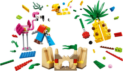 LEGO Promotional - Creative Fun 12 in 1 Rebuild Into (40411) Building Toy