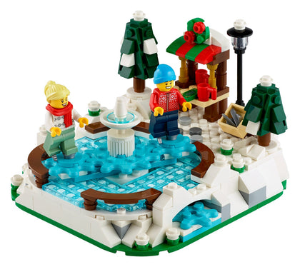 LEGO - Ice Skating Rink (40416) Building Toy