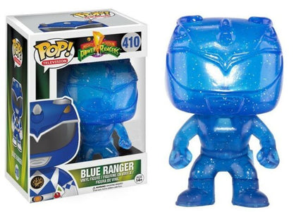 Funko Pop! Television - Mighty Morphin Power Rangers #410 - Blue Ranger Vinyl Figure