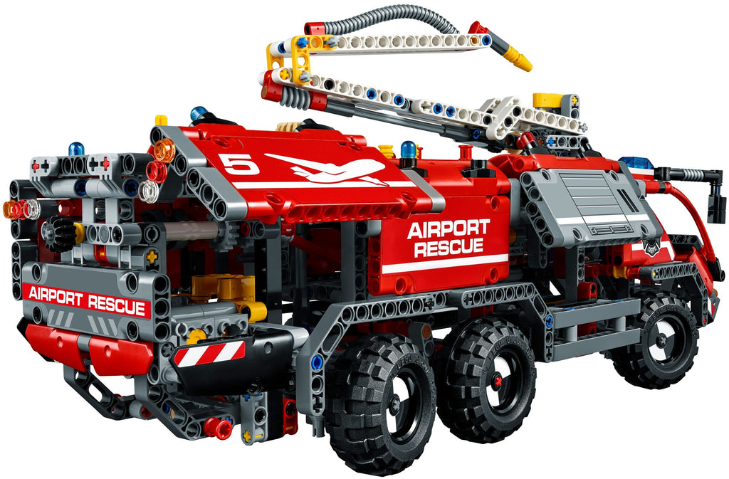 LEGO Technic - Airport Rescue Vehicle (42068) 2-in-1 Building Toy