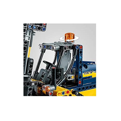 LEGO Technic - Heavy Duty Forklift / Tow Truck (42079) 2-in-1 Building Toy