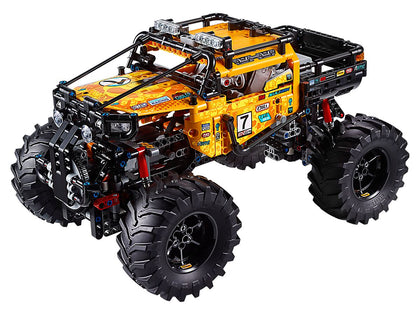 LEGO - Technic - 4X4 X-treme Off-Roader (42099)