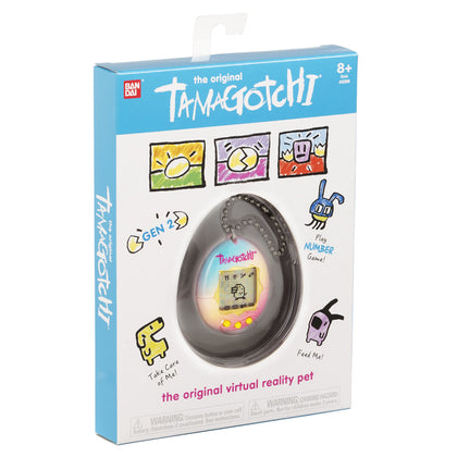 Bandai - Original Tamagotchi - Gen 2 - Play Number Game - Sahara Electronic Toy (42867)