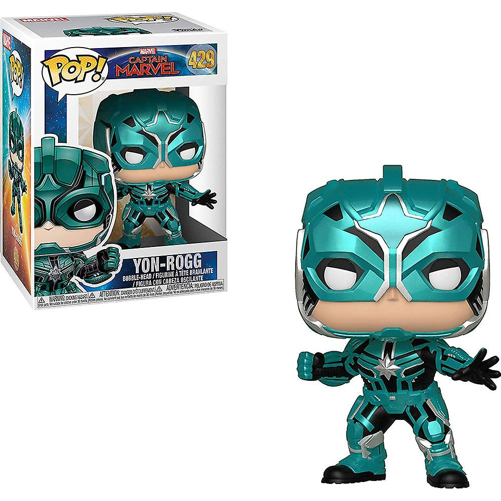 Funko Pop! Marvel - Captain Marvel #429 - Yon-Rogg Vinyl Figure