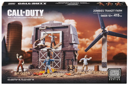 Mega Bloks - Call of Duty - Zombies Tranzit Farm (06828)