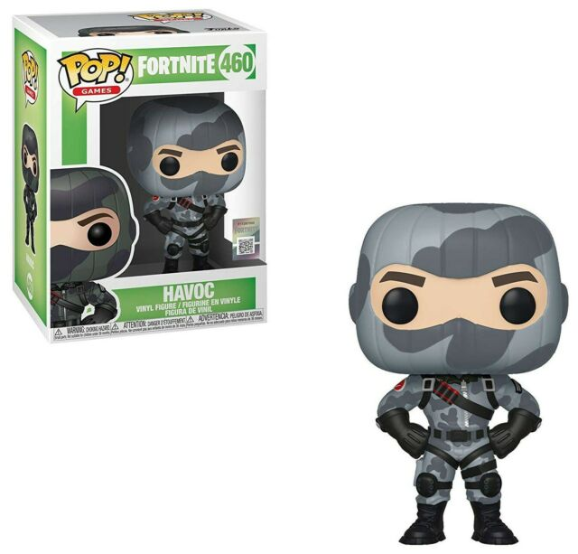 Funko Pop! Games #460 - Fortnite - Havoc Vinyl Figure