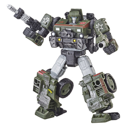 Transformers - War for Cybertron: SIEGE - Hound Action Figure (WFC-S9)