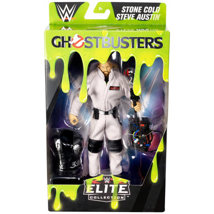 WWE Elite Collection - Ghostbusters - Stone Cold Steve Austin (GLC81) Action Figure