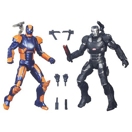 Marvel Legends - Marvel's War Machine & Concept Series Iron Man Mark 27