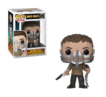Funko Pop! Movies - Mad Max Fury Road #510 - Blood Bag Vinyl Figure Exclusive
