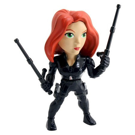 Metals Die Cast - Marvel - Captain America: Civil War - Black Widow (M48) 4-Inch Figure