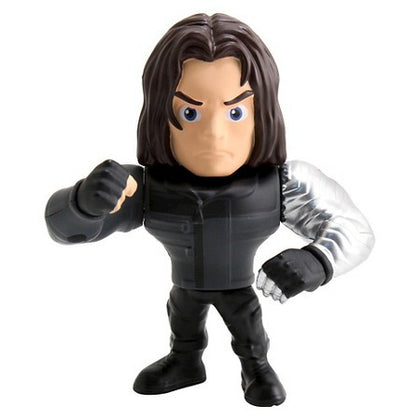 Metals Die Cast - Marvel - Captain America: Civil War - Winter Soldier (M49) 4-Inch Figure