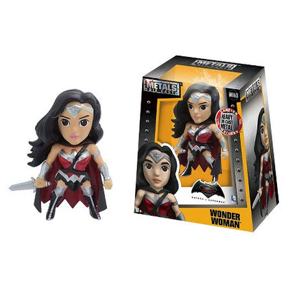 Metals Die Cast - DC - Batman v Superman - Wonder Woman (M17) 4-Inch Figure