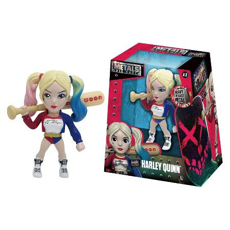 Metals Die Cast - DC - Suicide Squad - Harley Quinn (M20) 4-Inch Figure
