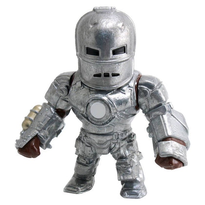 Metals Die Cast - Marvel - Iron Man MK I (M62) 4-Inch Figure
