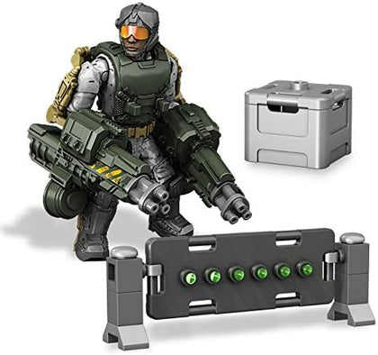 Mega Bloks - Collector Series - Call of Duty - Advanced Enforcer (DLB98)