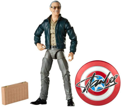 Marvel Legends - Marvel Comics 80th Anniversary - Stan Lee 6 Inch Action Figure