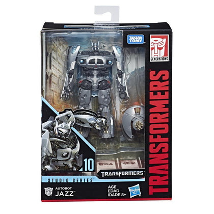Transformers - Studio Series 10 - Transformers Movie - Jazz (E0745)