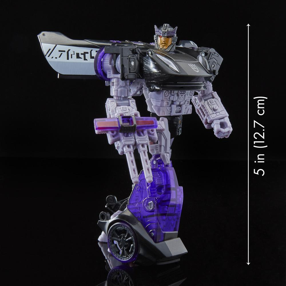 Transformers - War for Cybertron: SIEGE - Barricade Action Figure (WFC-S41)